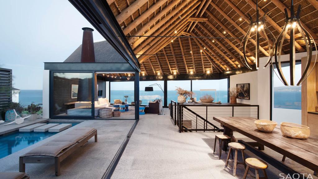 Dom iz snova pored oceana