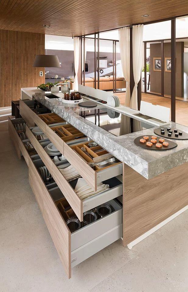 kuhinjske dimenzije ladice
