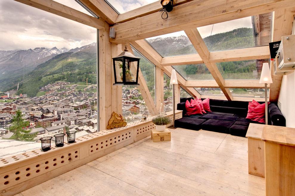dom iz snova svicarska potkrovlje