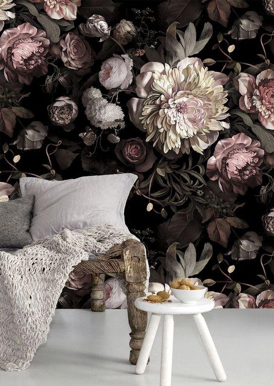 cvijeće kao dizajn 2018 trend