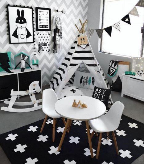 crno bijeli dizajn trend 2018 godine
