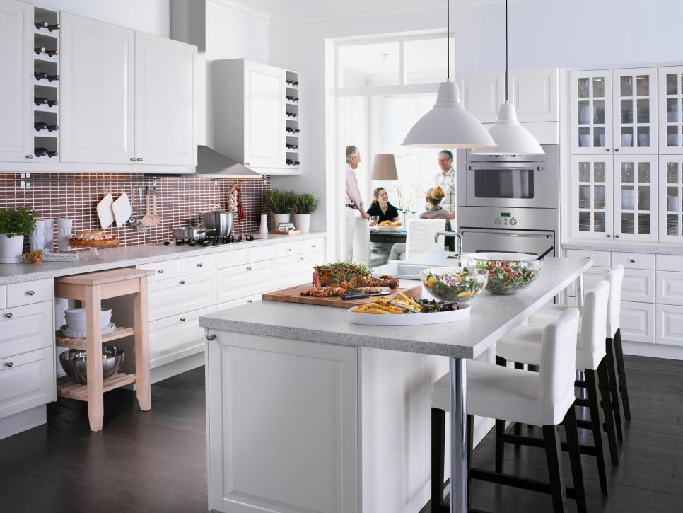 koncentracija renoviranje doma bijela kuhinja