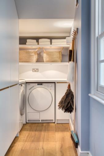 kako raditi od doma soba praonica