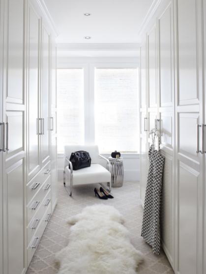Vuna kao materijal tepiha za spavaću sobu