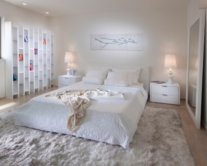 Utjecaj svijetlosti na izbor tepiha