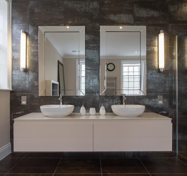 duplo ogledalo u kupaoni