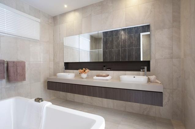 veličina ogledala u kupaoni