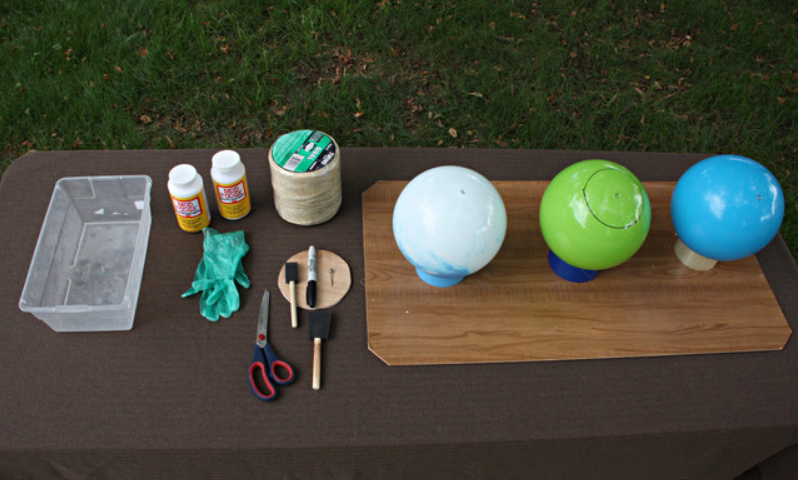 kako napraviti DIY solarna lampa