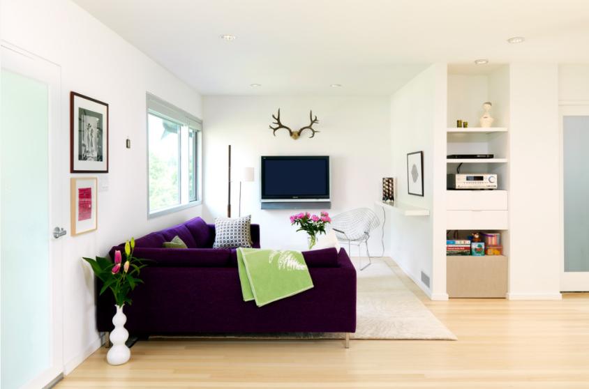 Kombinacija namještaja kutne garniture i stolice / fotelje