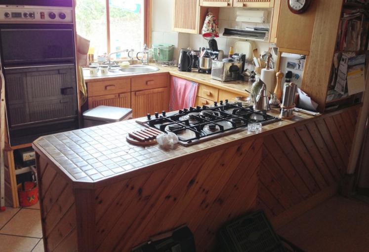 Skandinavska transformacija stare kuhinje