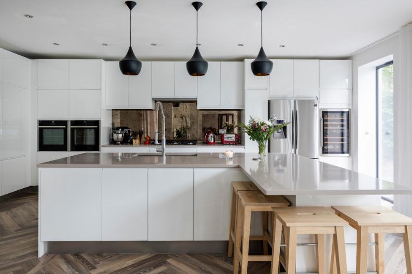 Kuhinjske dimenzije u dizajnu interijera