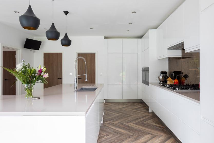 Dizajn interirijera kuhinje po mjeri