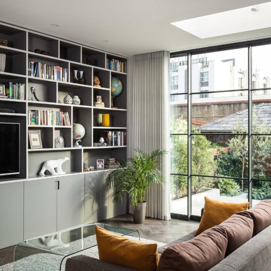 Zavjese puno pomažu dizajnerima interijera da prostor na prvu ostavi bolji dojam