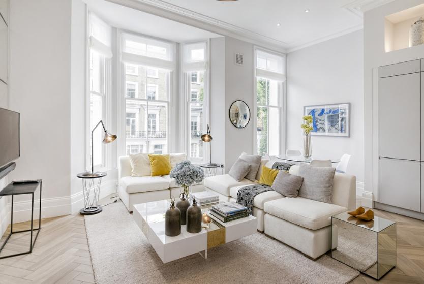 Tepih je jedno od bitnih pravila dizajna interijera