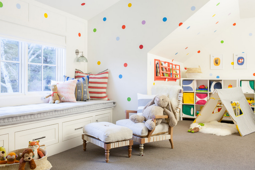 Šarena dječja soba