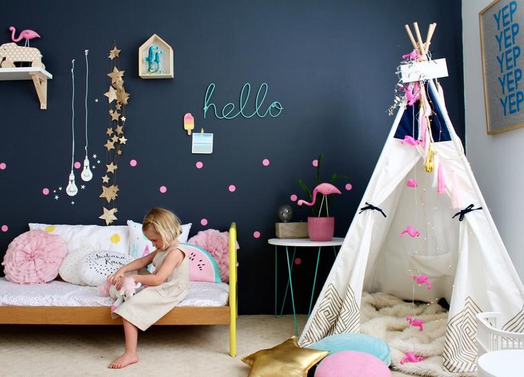 Uređenje dječje sobe