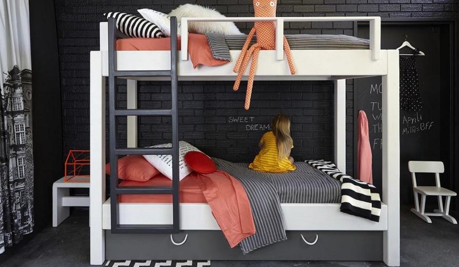 Krevet na kat za dječju sobu