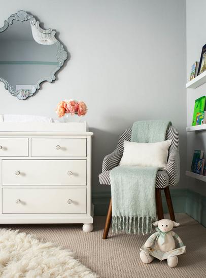 Stolica za odmor u dječjoj sobi