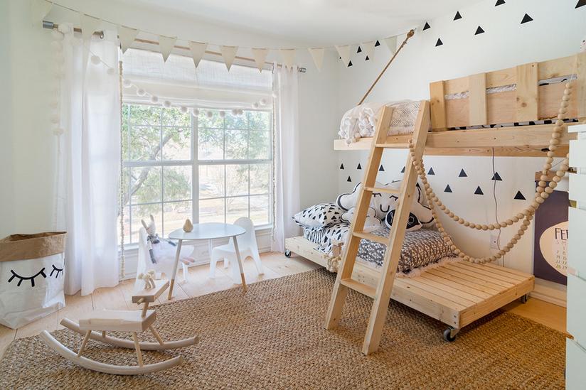 Uređenje dječje sobe – igra ili težak posao?