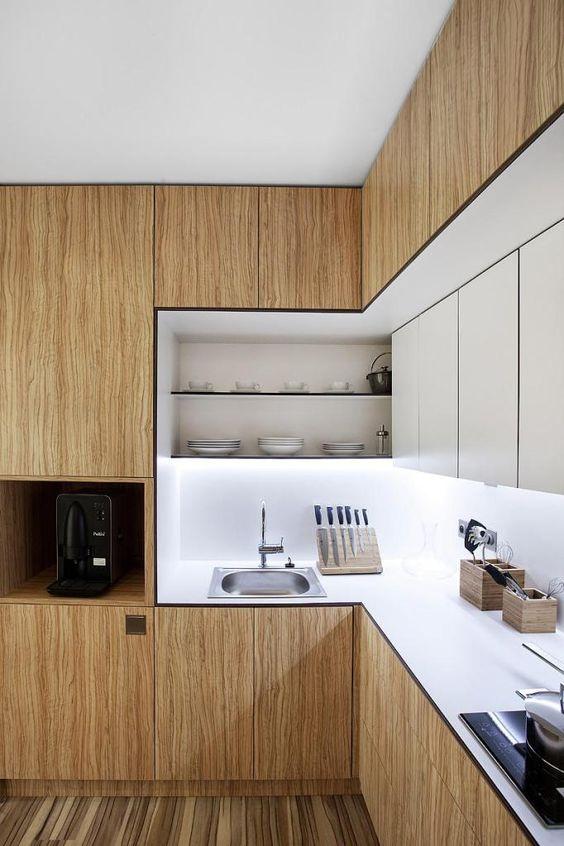 Stvaranje više prostora u maloj kuhinji