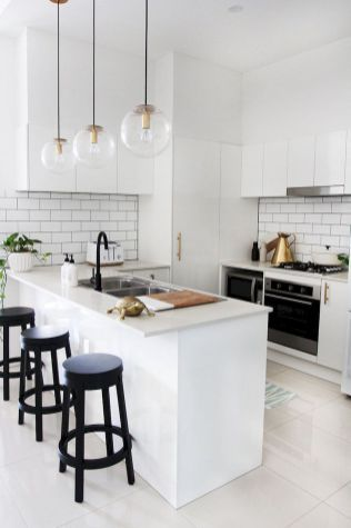 Kuhinjeske dimenzije za malu kuhinju