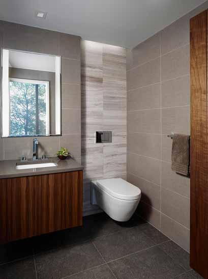 Toalet od keramičkih pločica
