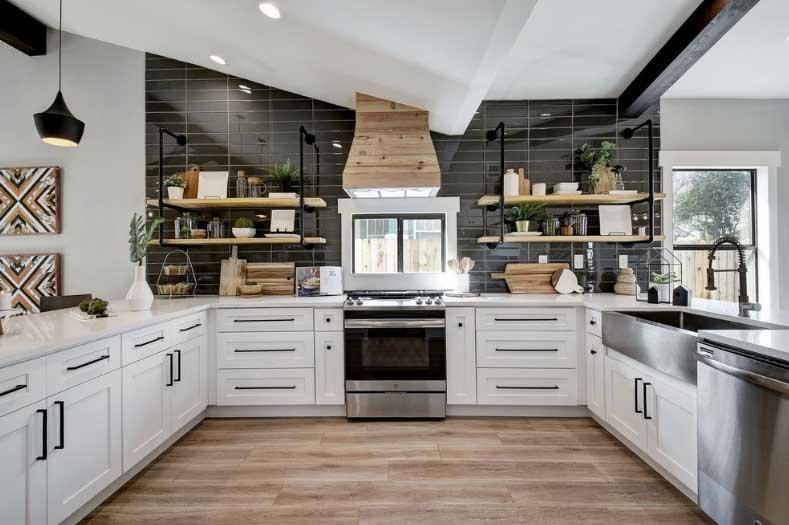 Kako organizirati kuhinjske elemente
