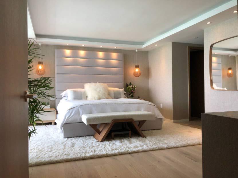 King size krevet za spavaću sobu