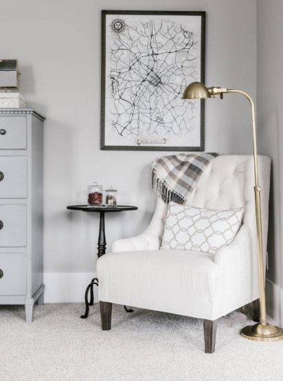 Stolica za spavaću sobu