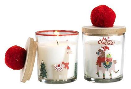 Ukrasne svijeće za Božić
