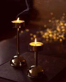 Dekorativne svijeće za Božić