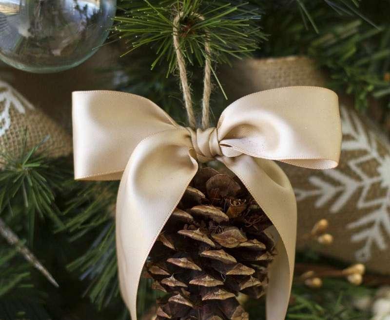 Češeri – Predivne božićne dekoracije