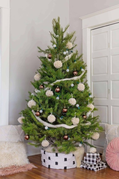 Podnožje božićnog drvca