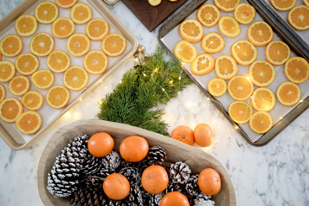 Naranče spremne za peć